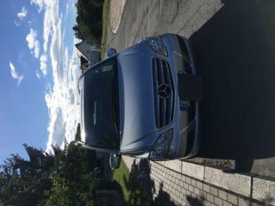 gebraucht Mercedes Viano 3.0 CDI kompakt Automatik Trend Editio...