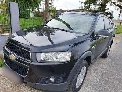 gebraucht Chevrolet Captiva 2.2 Diesel 4WD Automatik LT+