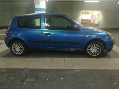 gebraucht Renault Clio FAHRBEREIT BENZIN
