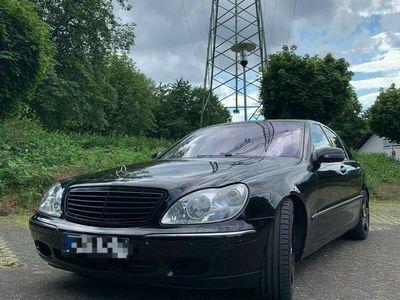 gebraucht Mercedes S430 LPG Prins