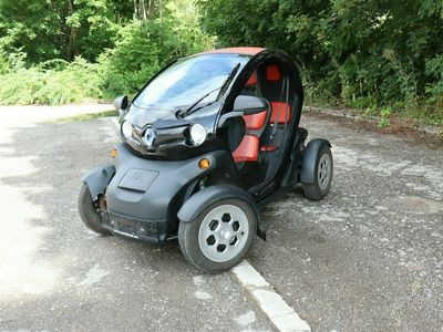 gebraucht Renault Twizy Color / inkl. Antriebsbatterie /max.80km/h