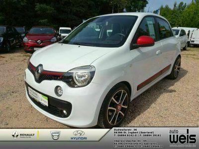 gebraucht Renault Twingo Neu ENERGY TCe 90 Luxe Tiefer mit Sportauspuff