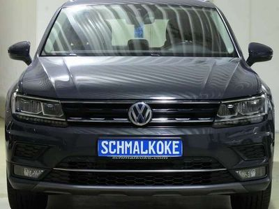 gebraucht VW Tiguan 2.0 TDI SCR 4Mot DSG HIGHL Standheiz Navi