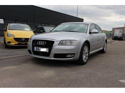 gebraucht Audi A8 3.0 TDI quattro*ACC*Luftfahrwerk*DVD*