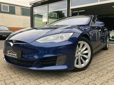 gebraucht Tesla Model S 90D SUPERCHARGER KOSTENLOS