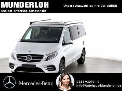used Mercedes 250 Marco PoloAMG Line ALU19''*AHK*EL.SCHIEBETÜR