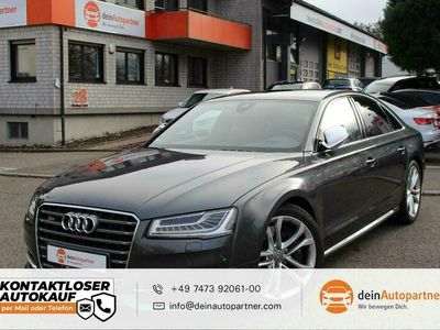 gebraucht Audi S8 Matrix LED Massage Glasdach HeadUp TopView