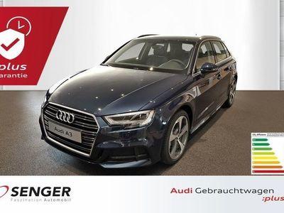 gebraucht Audi A3 Sportback 1.5 TFSI sport UPE SHZ,NAV 38.874,-
