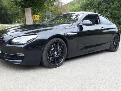 gebraucht BMW 650 i Coupe mit Traumausstattung als Sportwagen/Coupé in Wiesbaden