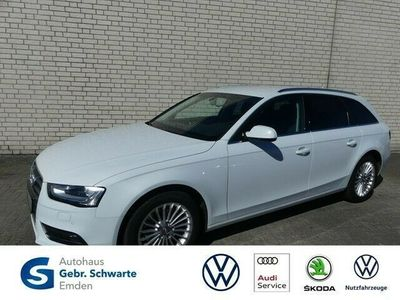 gebraucht Audi A4 Avant 2.0 TDI Attraction Bi-Xenon Navi