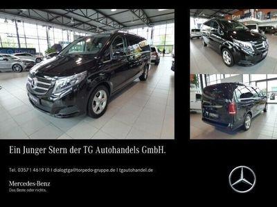 gebraucht Mercedes V250 AVANTGARDE EXTRALANG+LED+LEDER+2xKLIMA+JST