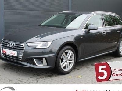 gebraucht Audi A4 Avant 35 TDI S tronic S line NAVI/SITZHZG/PDC