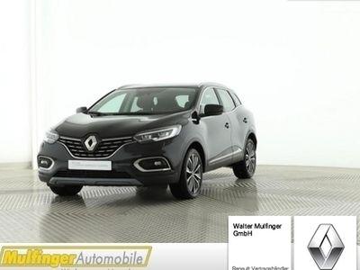 gebraucht Renault Kadjar TCe 160 GPF BOSE EDITION LED KAMERA Sitzh.