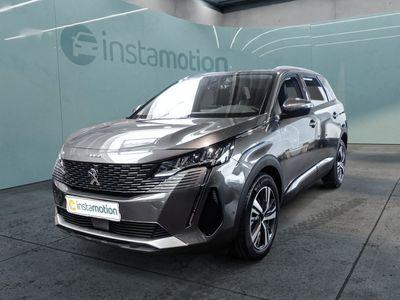 gebraucht Peugeot 5008 5008Allure Pack 1.2 PureTech 130 EU6d 7-Sitzer LED Navi Keyless Parklenkass. Rόckfahrkam.