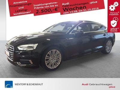 gebraucht Audi A5 Sportback Sport 2.0 TFSI Navi Virtual Cockpit