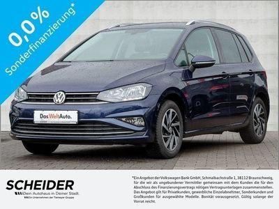 gebraucht VW Golf Sportsvan 1.5 TSI Join Navi ACC Sitzhzg