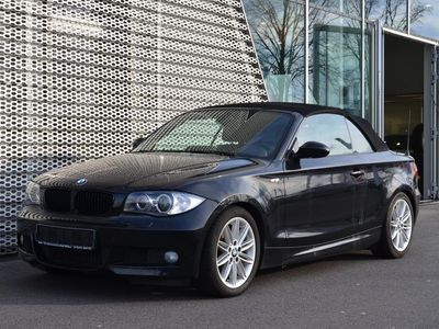 gebraucht BMW 120 Cabriolet i Navi Xenon Klima