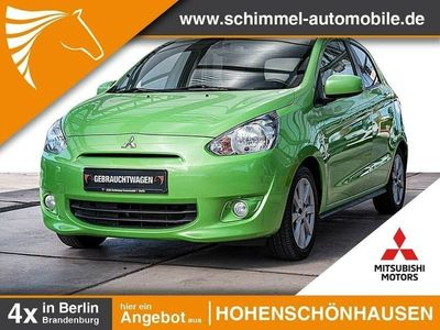 gebraucht Mitsubishi Space Star 1,2 Mivec Shine ClearTec Klima