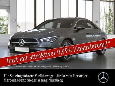 gebraucht Mercedes CLA180 Cp. Carbon Navi Premium LED Kamera PTS