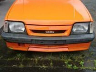used Opel Ascona -C