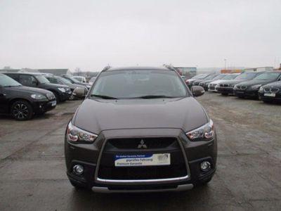 gebraucht Mitsubishi ASX Intense 4WD.XENON.EURO 5.6 GANG