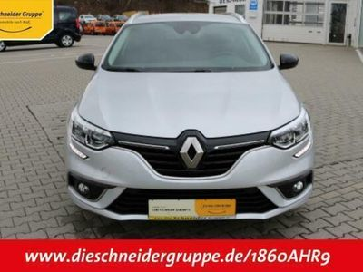 gebraucht Renault Mégane BUSINESS TCe 140 EDC KLIMA RADIO NAVI ZV