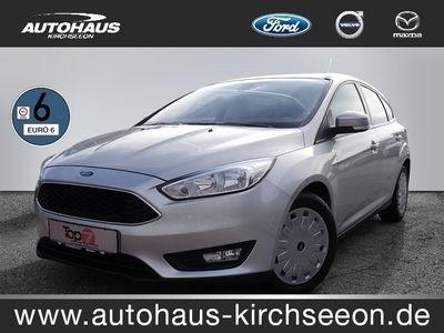 gebraucht Ford Focus 1.5 TDCi ECOnetic Business StartStopp