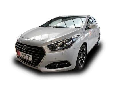 gebraucht Hyundai i40 1.7 CRDi Premium Blue Automatik Navi u.v.m.