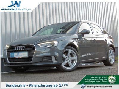 gebraucht Audi A3 Sportback 1.5TFSI sport S tronic XENON NAVI..