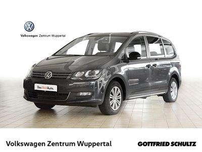gebraucht VW Sharan 1,4 TSI BLACK STYLE XENON NAVI 7-SITZE PDC Comfort