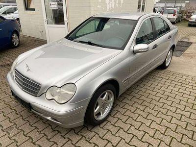 gebraucht Mercedes C220 CDI C -Klasse Lim. (BM 203) Klima .DPF.
