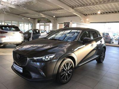 gebraucht Mazda CX-3 SKYACTIV-G 150 Sportsline Technikpakt,Navi