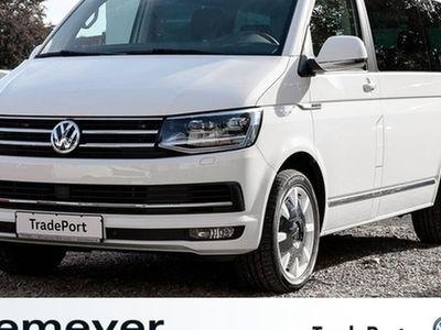 gebraucht VW Multivan T62.0 TDI DSG 70 Jahre Bulli Holzoptik