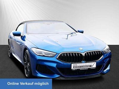 gebraucht BMW M850 xDrive Cabrio Leas. ab 1.050,- br.o.Anz.