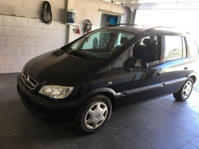 käytetty Opel Zafira 1.6