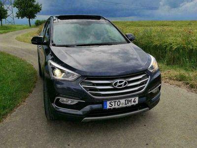 gebraucht Hyundai Santa Fe 2.2 CRDI - 7-Sitze