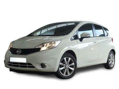 gebraucht Nissan Note 1.2 Benzin