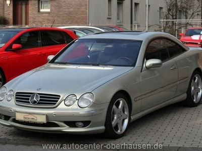 used Mercedes 600 CL-CoupeAMG,1.Hand Deutsches Modell,ABC,ACC