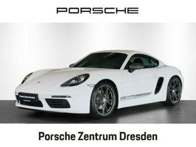gebraucht Porsche 718 Cayman T / Sportabgas / Verfügbar ab 07/20