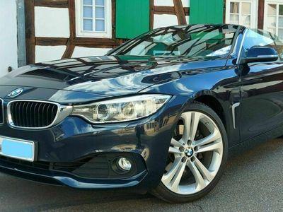 gebraucht BMW 428 i Cabrio xDrive Aut.