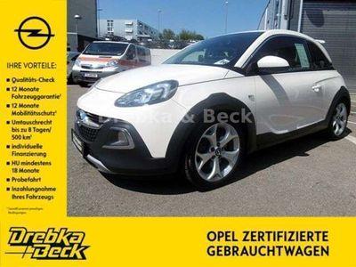 gebraucht Opel Adam Rocks S 1.4 Turbo