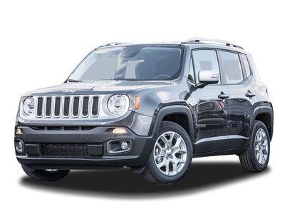 gebraucht Jeep Renegade Limited 1,6l MJ 88kW 4x2 DDCT6