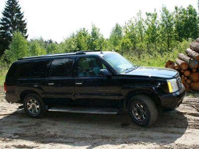 gebraucht Cadillac Escalade ESV 6.0 Allrad