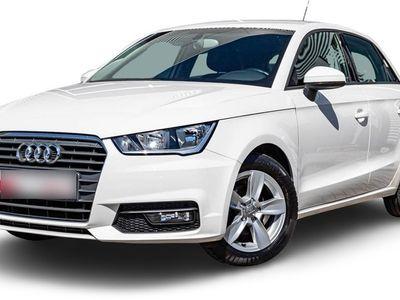 gebraucht Audi A1 Sportback A1 1.0 TFSI ultra PDC+SHZ+DAB