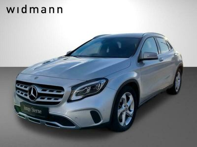 gebraucht Mercedes GLA220 4MATIC Sport Utility Vehicle