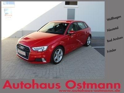 gebraucht Audi A3 Sportback sport 1.0 TFSI KLIMA*XENON*ALU