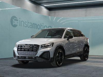 gebraucht Audi Q2 Q2S line 35 TFSI S tronic Matrix B&O Pano SHZ
