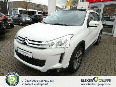 gebraucht Citroën C4 Aircross e-HDi 115 S&S 2WD Selection