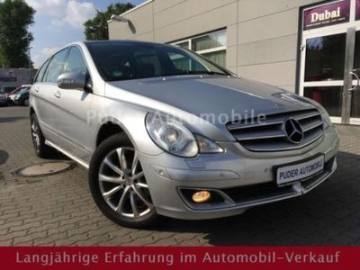 gebraucht Mercedes R320 CDI L 4-Matic|6-Sitzer|Panorama|Leder|PDC|