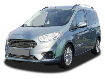 gebraucht Ford Tourneo Courier TITANIUM 1.0 Ecoboost Trennnetz